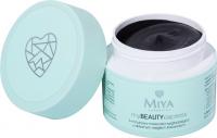 MIYA - My BEAUTY Express - 3-minutowa maseczka wygładzająca z aktywnym węglem kokosowym - 50 g