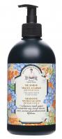 Agafia - Receptury Babuszki Agafii - Miodowe mydło do rąk i ciała w płynie - 500 ml