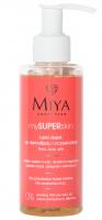 MIYA - My SUPER Skin - Lekki olejek do demakijażu i oczyszczania twarzy, oczu i ust - 140 ml
