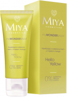 MIYA - My WONDER Balm - Moisturizing and nourishing mango butter cream - Hello Yellow - 75 ml
