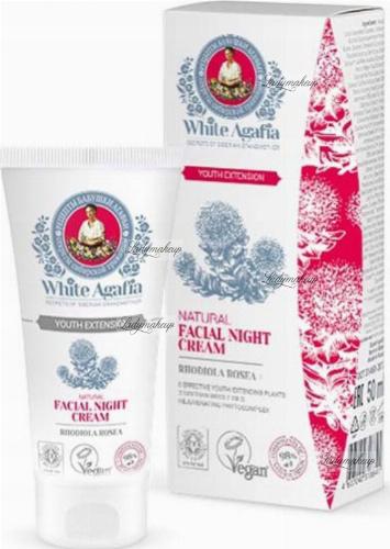 Agafia - White Agafia - Night face cream 35-50 +