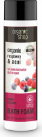 ORGANIC SHOP - VITAMIN RECHARGE BATH FOAM - Bath foam - Berry Delight - 500 ml
