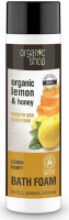 ORGANIC SHOP - BATH FOAM - Bath foam - Lemon Honey - 500 ml