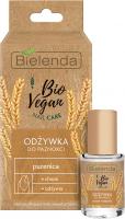 Bielenda - Bio Vegan Nail Care - Wegańska odżywka do paznokci z pszenicą - 10 ml