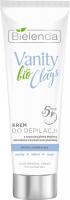 Bielenda - Vanity Bio Clays - Hair Removal Cream - Depilatory cream for armpits, bikini and legs - Normal skin - 100 ml