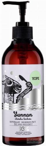 YOPE - NATURALNY ŻEL POD PRYSZNIC - Yunnan chińska herbata