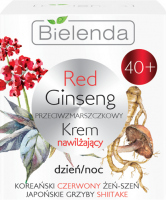 Bielenda - Red Ginseng Cream - Anti-wrinkle moisturizing cream - Day / Night - 40+