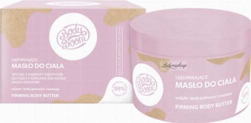 BodyBoom - FIRMING BODY BUTTER - Firming Body Butter - 250 ml