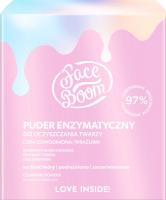 BodyBoom - Face Boom - CLEANSING POWDER - Puder enzymatyczny do oczyszczania twarzy - Cera odwodniona i wrażliwa - 20 g
