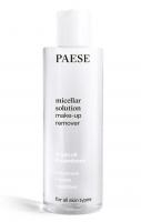 PAESE - ARGAN micellar solution make-up remover - Płyn micelarny do oczyszczania twarzy i demakijażu
