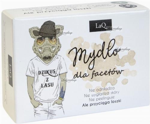 LaQ -  Mydło dla facetów - Dzikus z lasu