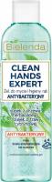 Bielenda - Clean Hands Expert - Antybakteryjny żel do mycia i higieny rąk - 200 g