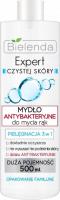 Bielenda - Pure Skin Expert - Antibacterial hand washing soap 3in1 - 500 ml
