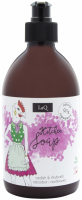 LaQ - Kitchen Soap - Natural kitchen soap with rhubarb and radish extract - 500 ml