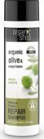 ORGANIC SHOP - REPAIR SHAMPOO - Revitalizing hair shampoo with olive oil - Maroccan Princess - 280 ml