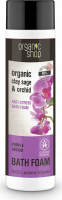 ORGANIC SHOP - BATH FOAM - Antystresowa piana do kąpieli z orchideą - Purple Orchid - 500 ml
