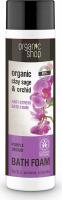 ORGANIC SHOP - BATH FOAM - Anti-stress bath foam with orchid - Purple Orchid - 500 ml