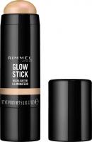 RIMMEL - GLOW STICK - HIGHLIGHTER - Rozświetlacz w sztyfcie - 002 - BOLD - 002 - BOLD