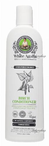 Agafia - White Agafia - Vegan birch hair conditioner - 280 ml