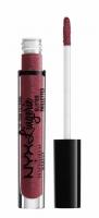 NYX Professional Makeup - LIP Lingerie Glitter Paillettes - Brokatowy błyszczyk do ust - 08 - EURO TRASH - 08 - EURO TRASH