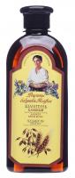 Agafia - Receptury Babuszki Agafii - Zbożowy szampon do włosów na bazie mydlnicy lekarskiej - 350 ml