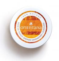 ORIENTANA - Day & Night Face Cream - Krem do twarzy na dzień i na noc - Drzewo Sandałowe & Kurkuma - 50g