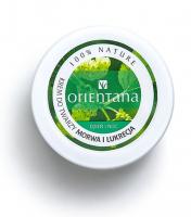 ORIENTANA - Day & Night Face Cream - Krem do twarzy na dzień i na noc do cery tłustej i mieszanej - Morwa & Lukrecja - 50g