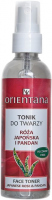 ORIENTANA - FACE TONER - JAPANESE ROSE & PANDAN - Facial toner - Japanese rose and pandan - 100 ml