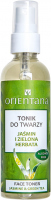 ORIENTANA - FACE TONER - JASMINE & GREEN TEA - Tonik do twarzy - Jaśmin i zielona herbata - 100 ml