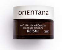ORIENTANA - Natural Vegan Face Cream - Naturalny wegański krem do twarzy - Dzień & Noc - Reishi & Cica - 50 ml