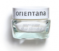 ORIENTANA - NATURAL SNAIL CREAM - Naturalny krem do twarzy ze śluzem ślimaka - Dzień & Noc - 50 ml