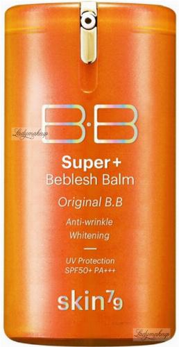 Skin79 - Super+ Beblesh Balm - Witaminowy krem BB - SPF50+ PA+++ Orange