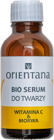 ORIENTANA - FACE BIO SERUM - Bio facial serum - Vitamin C & Mulberry - 30 ml