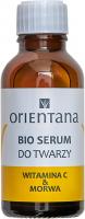 ORIENTANA - FACE BIO SERUM - Bio serum do twarzy - Witamina C & Morwa - 30 ml