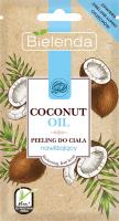 Bielenda - Coconut Oil - Moisturizing Body Scrub - Peeling do ciała - Nawilżający - 30g