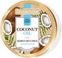 Bielenda - COCONUT OIL - Moisturizing Body Butter - Nawilżające masło do ciała - 250 ml