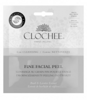 CLOCHEE - Fine Facial Peel - Fine-grained face scrub - 2x6 ml