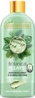 Bielenda - Botanical Clays - Vegan Micellar Liquid - Oczyszczający płyn micelarny z zieloną glinką - Cera mieszana i tłusta - 500 ml