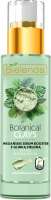 Bielenda - Botanical Clays - Vegan Serum Booster - Vegan face serum with green clay - Mixed and oily skin - 30 ml