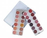 Kryolan - Palette of 24 Lipsticks - ART. 1208