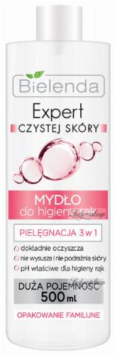 Bielenda - Pure Skin Expert - Hand hygiene soap - 500 ml