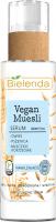 Bielenda - Vegan Muesli Serum - Nawilżające serum do cery wrażliwej i suchej - Kokos - 30 ml