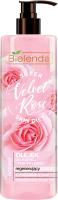 Bielenda - Super Skin Diet - Rose Bath and Shower Oil - Różany olejek regenerujący do kąpieli i pod prysznic - Velvet Rose - 400 ml