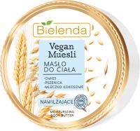 Bielenda - Vegan Muesli - Moisturizing Body Butter - Moisturizing, vegan body butter - 250 ml