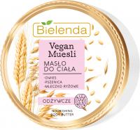 Bielenda - Vegan Muesli - Nourishing Body Butter - Nourishing, vegan body butter - 250 ml