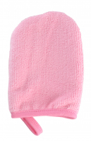 LashBrow - Make-up removal glove - Pink - Standard