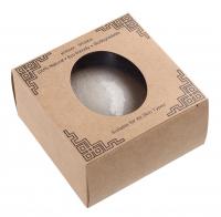 LashBrow - Naturalna gąbka do demakijażu - Konjac - Okrągła