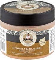 Agafia - Bania Agafii - Miodowe mydło do ciała i włosów - 300 ml