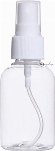 TOP CHOICE - Butelka turystyczna z atomizerem poj. 50 ml