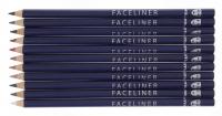 Kryolan - Faceliner - Kredka kosmetyczna do powiek i ust - 11090